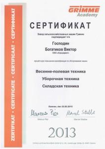 Гримме 2013 , Богатиков