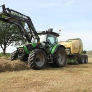 Тракторы Deutz-Fahr Agrotrac и Agrotron (Дойц-Фар) от 120 до 200 л.с.