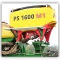 PS 1600 M1 установленная на агрегат , мелкосемянная сеялка, сеялка для подсева трав объём бункера 1600 л