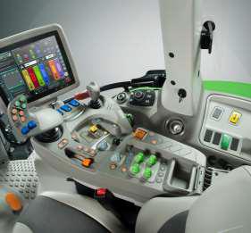 Дойц Фар 9340 ттв Deutz Fahr 9340 TTV кабина купить
