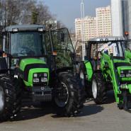 Трактор DEUTZ-FAHR Agrolux 4.80 для овощеводства