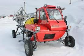 Туман 1 самый лучший самоходный опрыскиватель РФ купить в Агродирект,  Туман tuman 1 зимний вездеход
