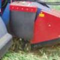 Ботва укладывается в тракторную колею - Ботвоудалитель трёхрядный ОТ 300 Аза Лифт OT 300 ASA-LIFT