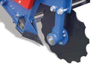 Зубчаиый диск для среза ботвы (копка) луковая копалка WR Аза Лифт