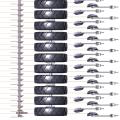 Junkkari - междурядие посевных комплексов S и M серии.  общий вид