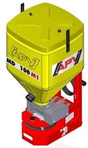Мультидозатор MDS c разбрасывающим диском от APV