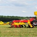 GP 300  M1 APV разная конфигурация, профессиональная луговая борона для превосходных кормовых угодий
