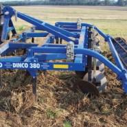 Dinco – культиватор с диапазоном работы от 4 до 20 см от Dal-Bo