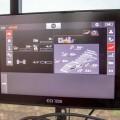 EVO 280 GRIMME дисплей, отражающий сепарацию