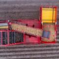 EVO 290 вид сверху понятная конструкция  GRIMME